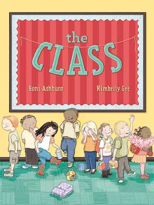 The Class by Boni Ashburn