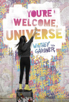 MG and YA books - You're Welcome, Universe