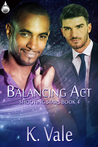 Balancing Act (Shooting Stars, #4)