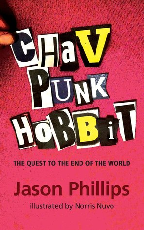 Chav Punk Hobbit by Jason  Phillips
