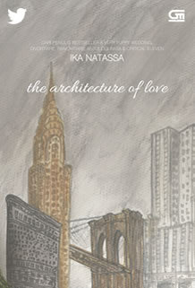 The Architecture of Love oleh Ika Natassa