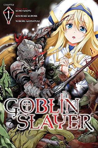 Goblin Slayer, Chapter 1 (manga) (Goblin Slayer manga Serial)