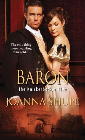Baron (The Knickerbocker Club, #2)