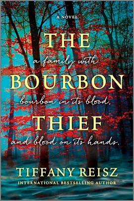 The Bourbon Thief – Tiffany Reisz – 4 stars