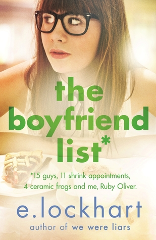 The Boyfriend List (Ruby Oliver #1)