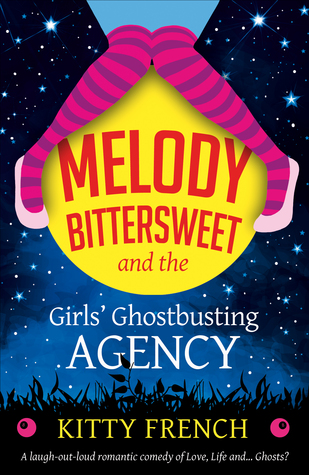 cover of Melody Bittersweet and the Girls' Ghostbusting Agency