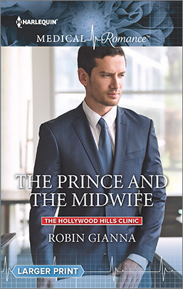 The Prince and the Midwife by Robin Gianna