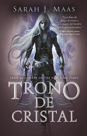Trono de cristal by Sarah J. Maas