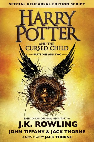 Review: Harry Potter and the Cursed Child by J.K. Rowling (@jessicadhaluska)