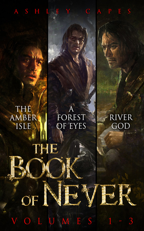 Book of Never by Ashley Capes