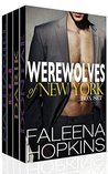 Werewolves of New York: 4 Stand Alone Novels: Shifter Romance Boxed Set