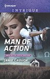 Man Of Action (Mills & Boon Intrigue)