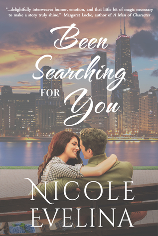 Been Searching for You by Nicole Evelina