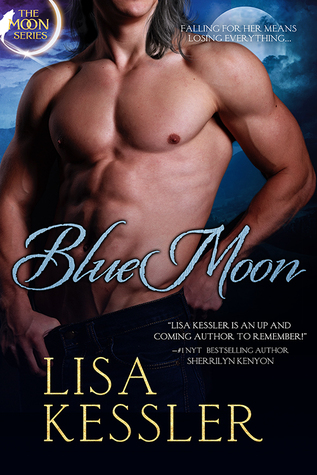 Excerpt and Review: Blue Moon by Lisa Kessler (@Mollykatie112, @LdyDisney, @entangledpub)