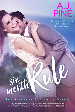 {Review} Six Month Rule by A.J. Pine