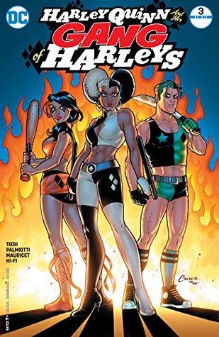 Harley Quinn & Her Gang of Harleys (2016-) #3