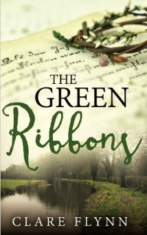 The Green Ribbons by Clare Flynn