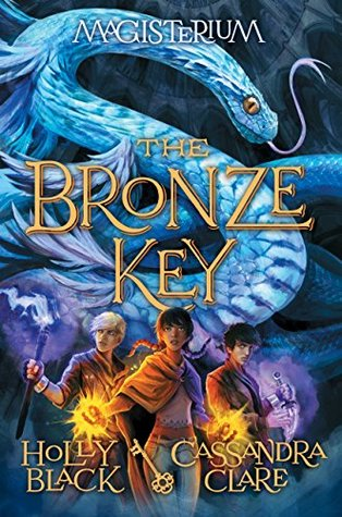 The Bronze Key (Magisterium,  #3)