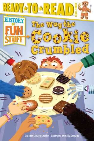 The Way the Cookie Crumbled by Jody Jensen Shaffer