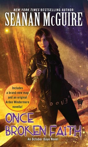 Once Broken Faith (October Daye, #10)