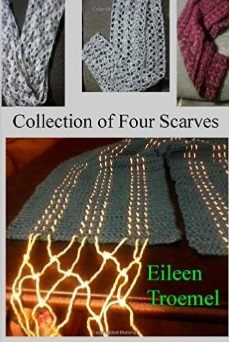 Collection of Four Scarves by Eileen Troemel