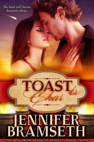 Toast and Char (Bourbon Springs, #8)