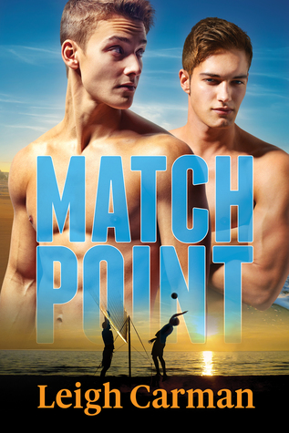 Release Day Review: Match Point (Sports of the Seasons #1) by Leigh Carman