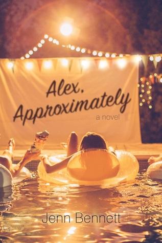 Waiting on Wednesday: Alex, Approximately by Jenn Bennet