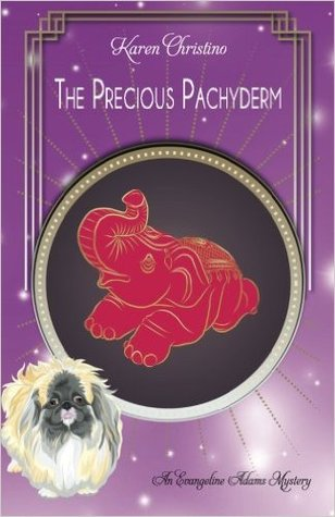 The Precious Pachyderm by Karen Christino