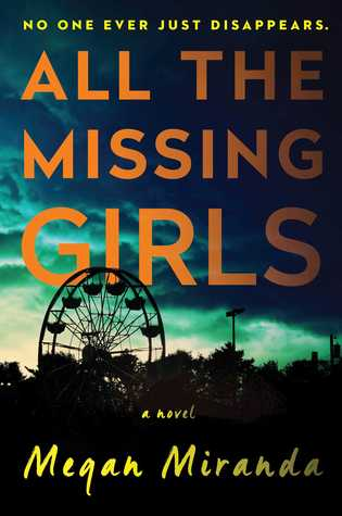 cover of All the Missing Girls