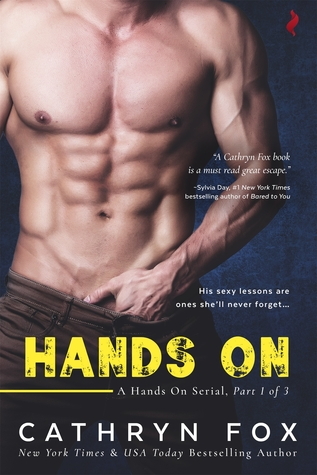 Review: Hands On (Hands On #1) by Cathryn Fox