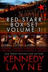 Red Starr Box Set Volume 1 (Red Starr, #0.5-3)
