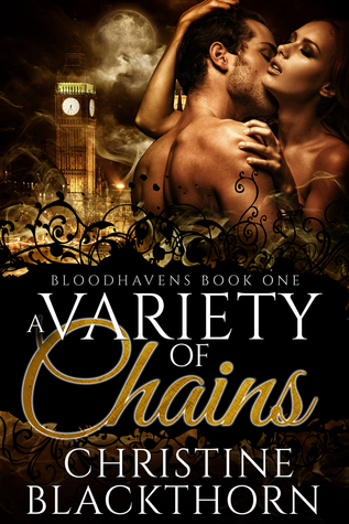 Goodreads giveaway – A Variety of Chains