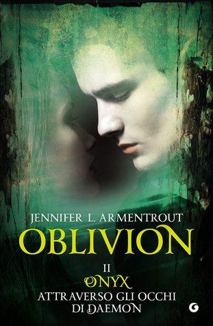 Oblivion II. Onyx attraverso gli Occhi di Daemon (Lux #2.5)