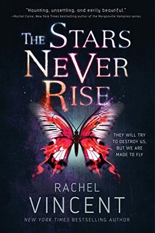 The Stars Never Rise (The Stars Never Rise, #1)