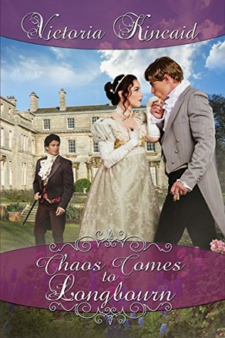 Excerpt and Giveaway: Chaos Comes to Longbourn by Victoria Kincaid