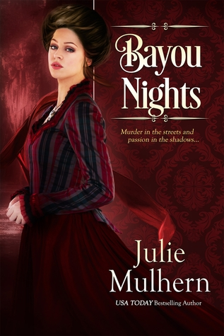 Bayou Nights (Haunting Desire, #2)