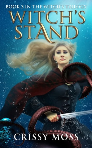 Witch's Stand by Crissy Moss