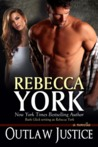 Outlaw Justice (Decorah Security, #13)