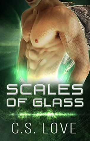 ROMANCE: Scales of Glass BBW Dragon Shifter Paranormal Romance (The Winged Dragons Book 1)