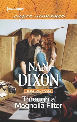 Through a Magnolia Filter by Nan Dixon