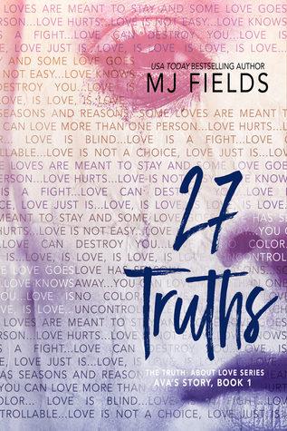 27 Truths by M.J. Fields