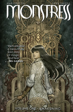Review: Monstress by Marjorie M. Liu (@jessicadhaluska, @marjoriemliu,@ImageComics)