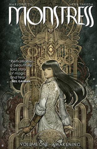 Review: Monstress by Marjorie M. Liu (@jessicadhaluska, @marjoriemliu,@ImageComics)