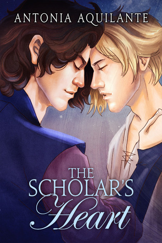 The Scholar's Heart by Antonia Aquilante