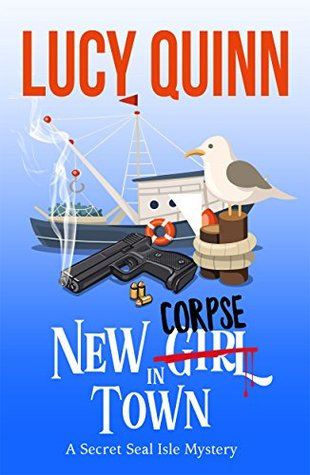 cover of New Corpse in Town
