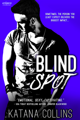 {Review} Blind Spot by Katana Collins
