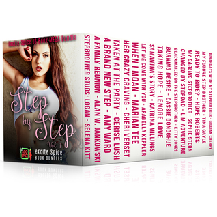 Step by Step, Vol 1 (Excite Spice Boxed Set)