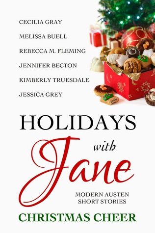 Holidays with Jane by Jennifer Becton
