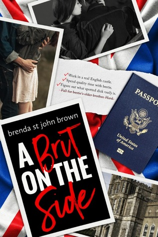 A Brit on the Side (Calder Castle #1)
